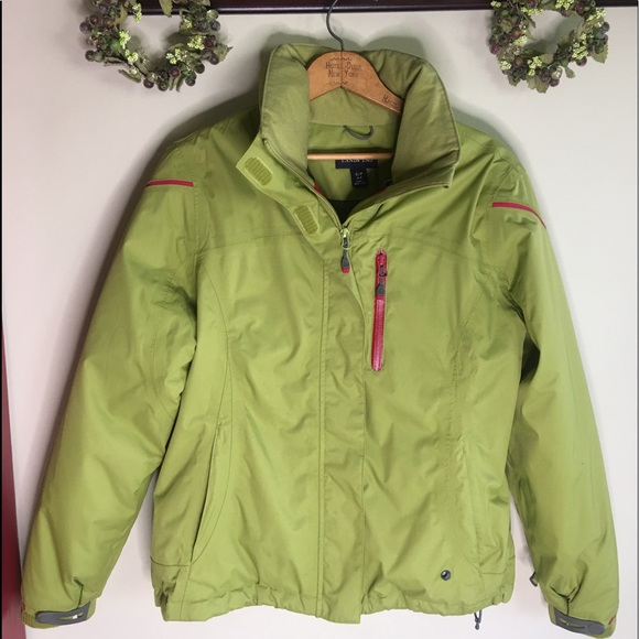 Lands' End Jackets & Blazers - Lands' End winter coat with matching hat